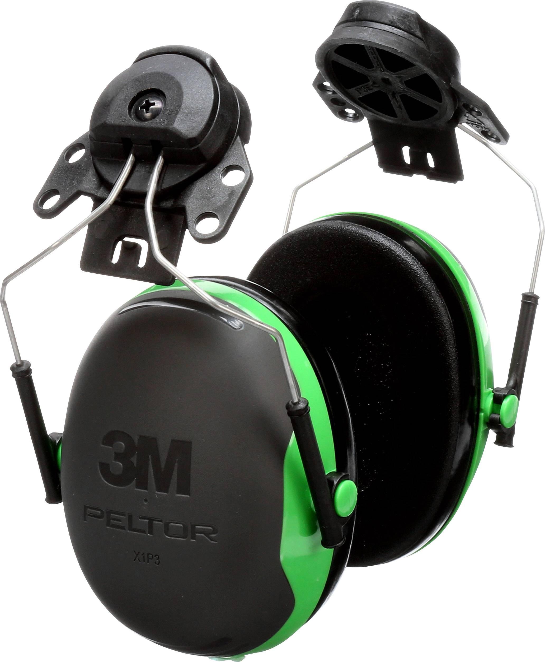 Mušlový chránič sluchu 3M Peltor X1P3E, 26 dB, 1 ks