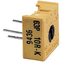 Precizní trimr Vishay 63 P 10K, lineární, 10 kOhm, 0.5 W, 1 ks