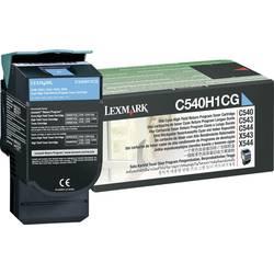Lexmark vratný toner C540 C543 C544 C546 X544 X546 X548 C540H1CG originál azurová 2000 Seiten