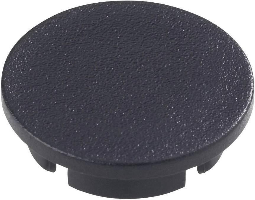 Krytka na otočný knoflík Thomsen 4309.0031, černá