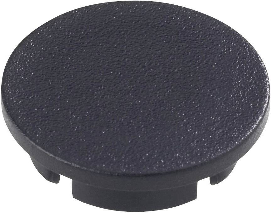Krytka na otočný knoflík Thomsen 4312.0031, černá