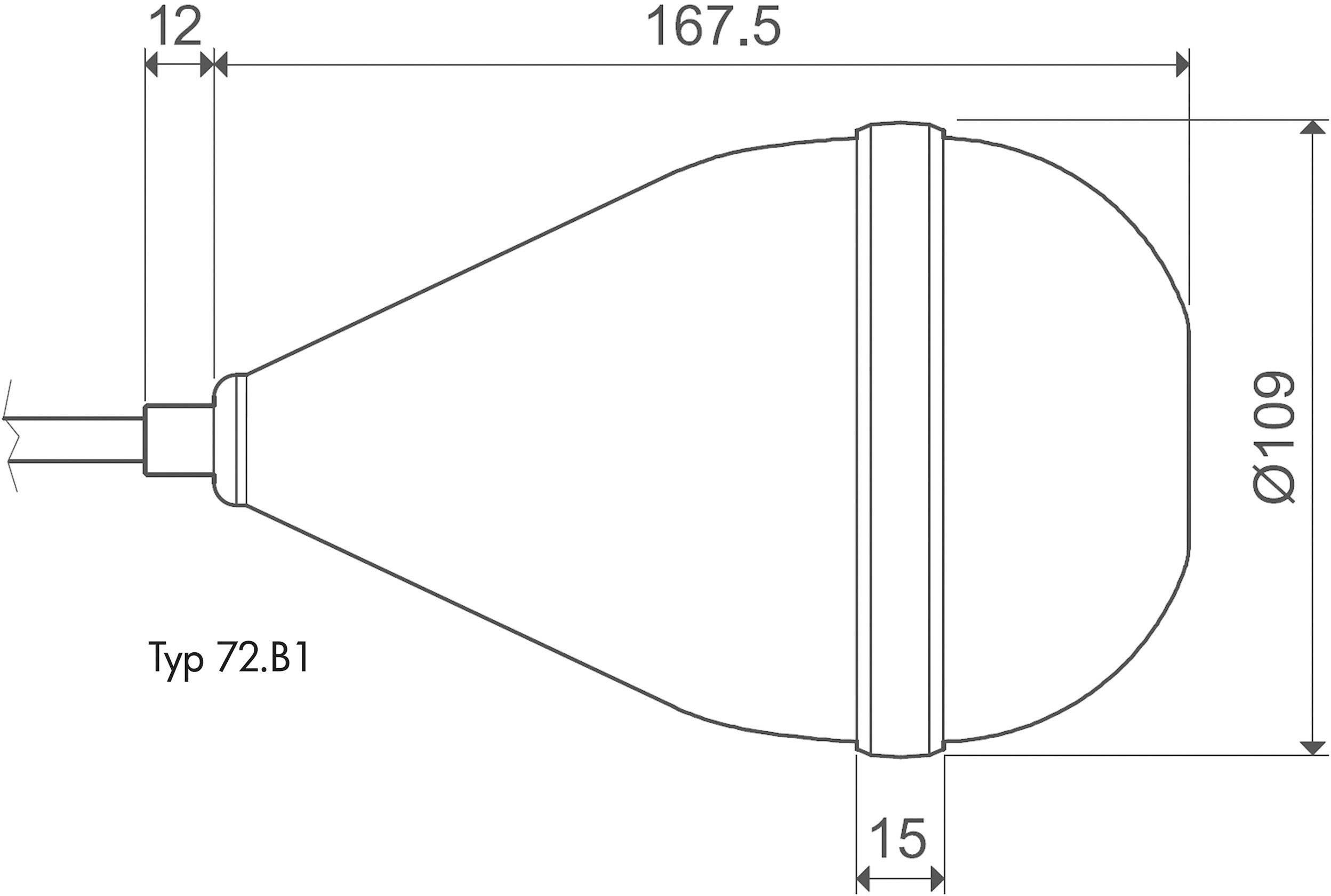 Relé plováku čerpadla Finder 72.B1.0.000.1001