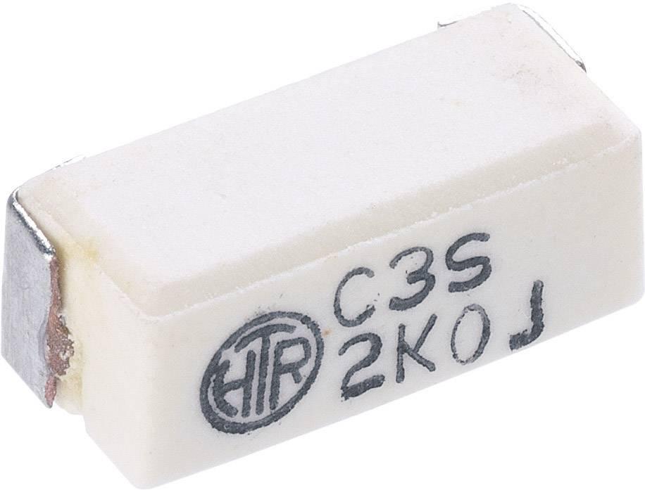 SMD drátový rezistor HCAS C3S (101032025798), 15 Ω, 5 %, 3 W, 3 W, 5 %