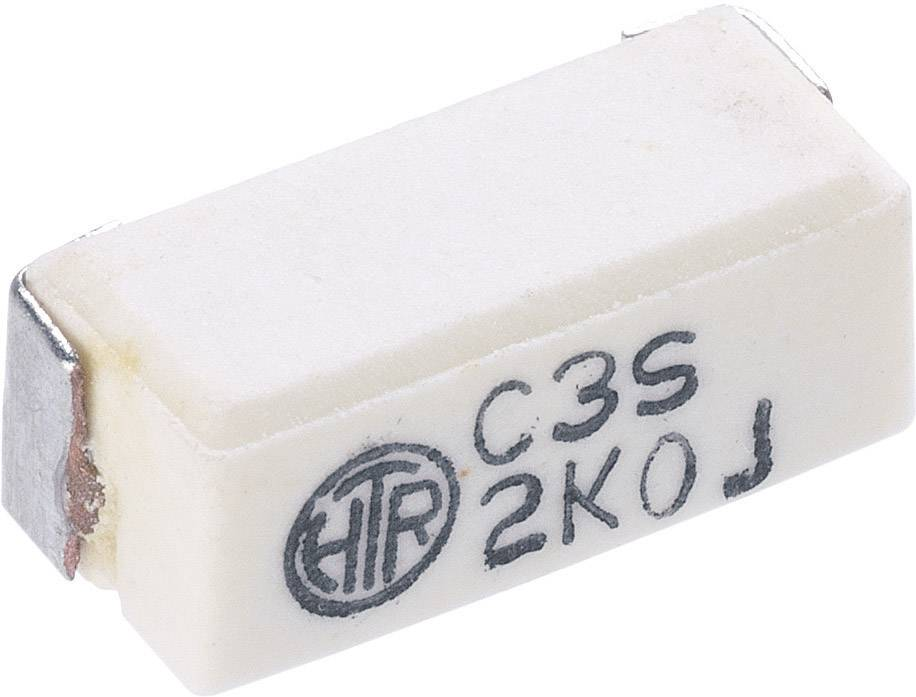 SMD drátový rezistor HCAS C3S (101032025801), 27 Ω, 5 %, 3 W, 3 W, 5 %