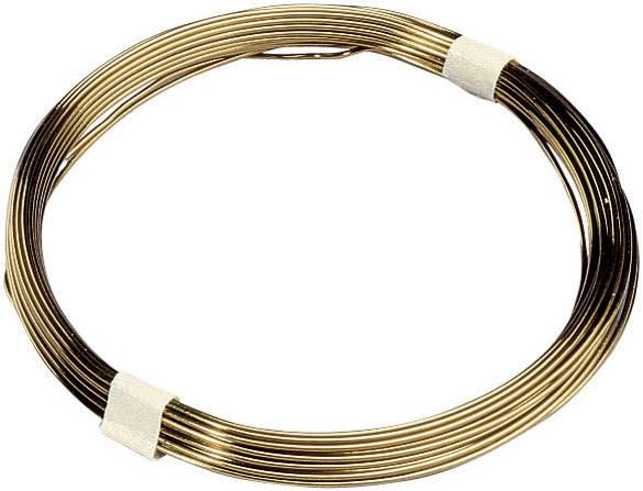 Odporový drát (konstantan) 5 m, 10 Ω/m