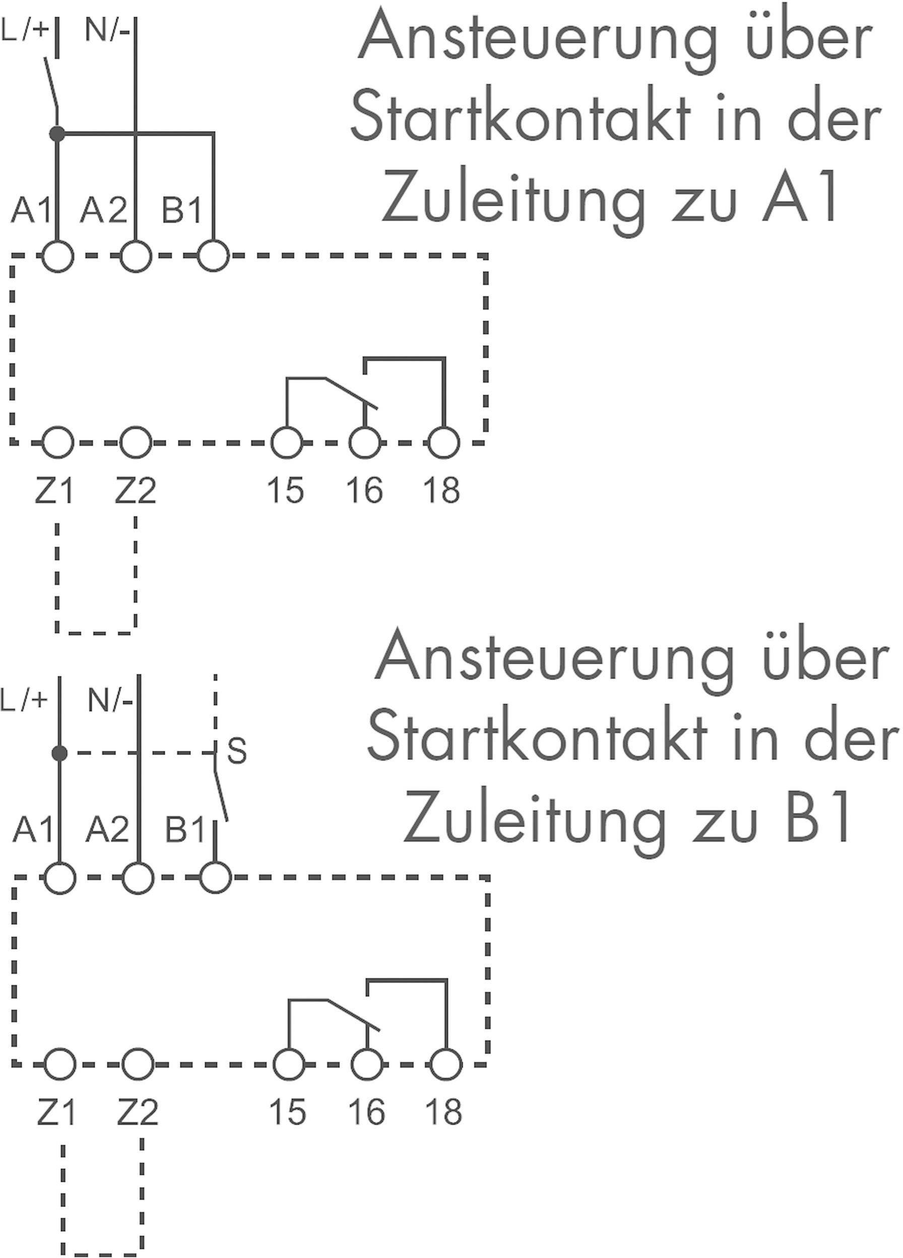 Multifunkční časové relé Finder 83.91.0.240.0000, 16 A, 400 V/AC