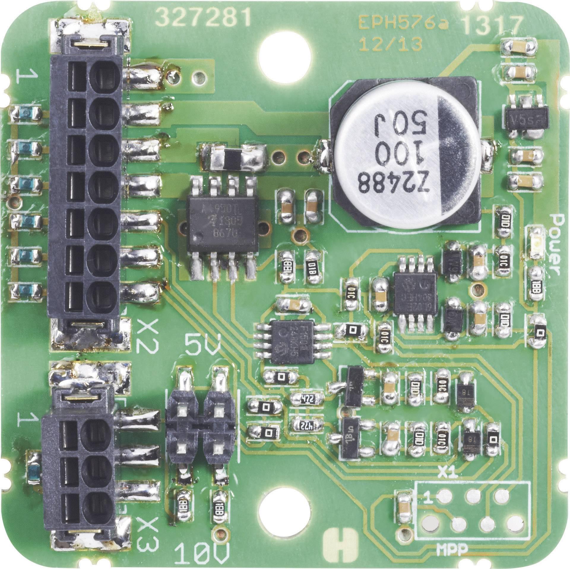 Regulátor otáčok pre DC motory EPH Elektronik DGS 24/03 P 576b.03.0/4145, 3 A, 24 V/DC
