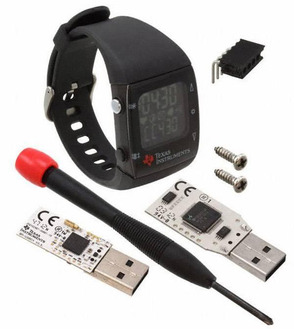 Vývojový USB modul pro hodinky Texas Instruments EZ430-CHRONOS-868