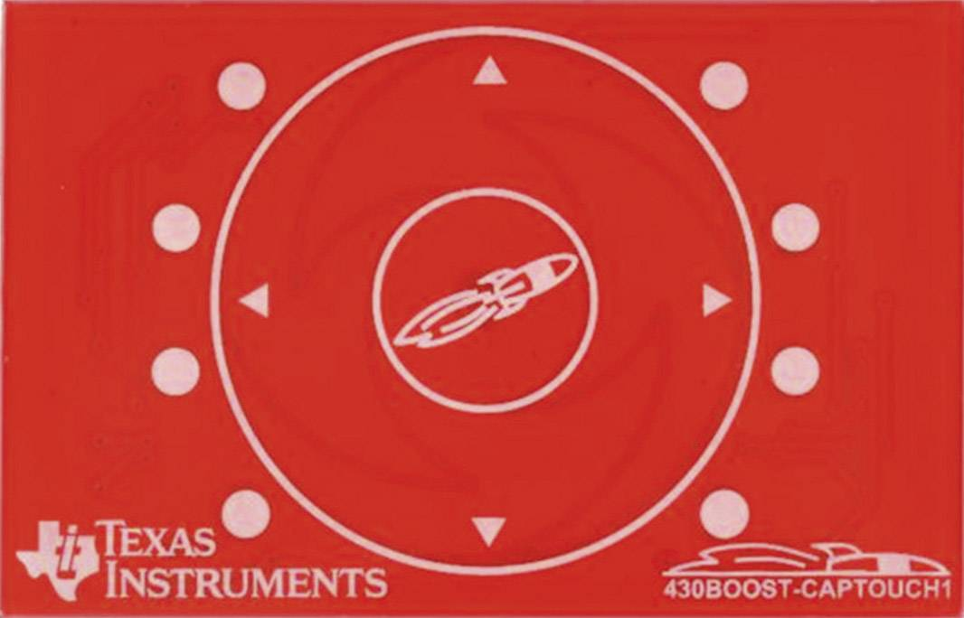 Rozširujúca doska Texas Instruments 430BOOST-SENSE1