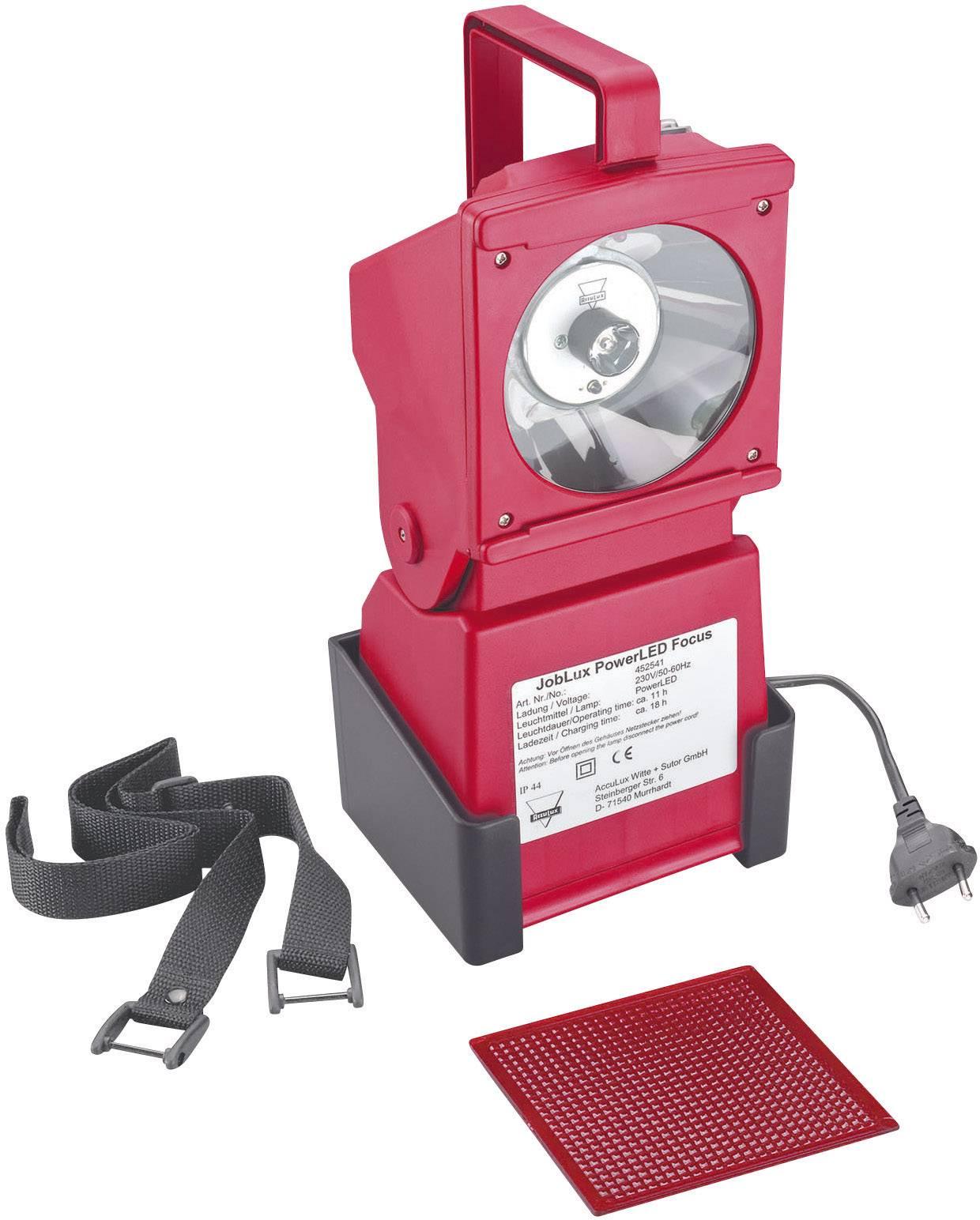 AccuLux 452541, signálna červená