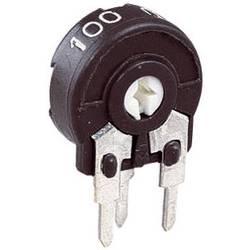 Miniaturní trimr Piher, vertikální, PT 10 LH 5K, 5 kΩ, 0,15 W, ± 20 %