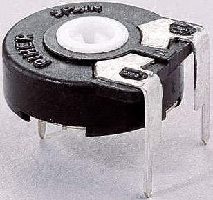 Horizontální trimr 0,25 W, 30% PT 15 LV 1M0