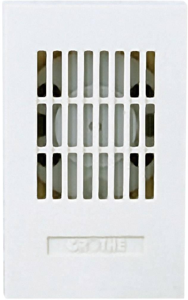 Zvonček Grothe 24081, 8 V (max), 85 dB (A), biela
