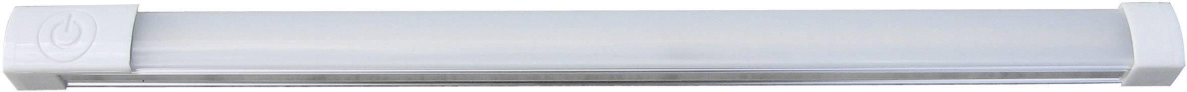 LED svetelná lišta, základná sada DioDor DIO-TL25-SP-FW, 3.5 W, 25 cm, chladná biela, biela