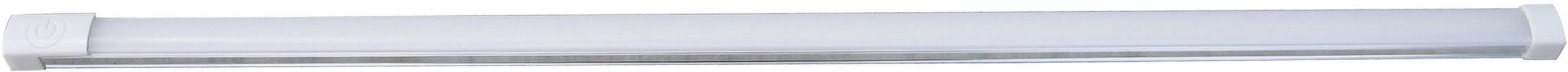 LED svetelná lišta, základná sada DioDor DIO-TL60-SP-FN, 10 W, 60 cm, teplá biela, biela