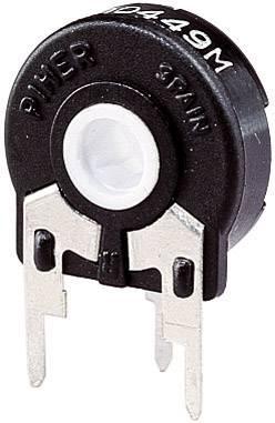 Trimer Piher PT 15 NH 2,5K, lineárny, 2.5 kOhm, 0.25 W, 1 ks
