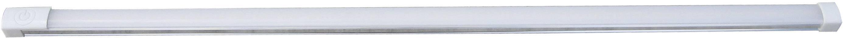 LED svetelná lišta, základná sada DioDor DIO-TL100-SP-FW, 16 W, 100 cm, chladná biela, biela