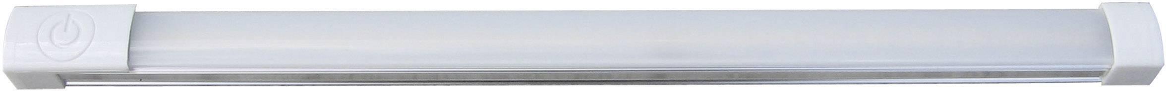 LED podhľadové svetlo DioDor Diodor lichtbalk DIO-TL25-FW, 3.5 W, 25 cm, chladná biela, biela