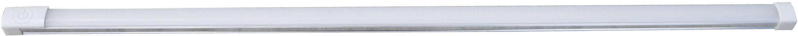 LED podhľadové svetlo DioDor DIO-TL60-FN, 10 W, 60 cm, teplá biela, biela