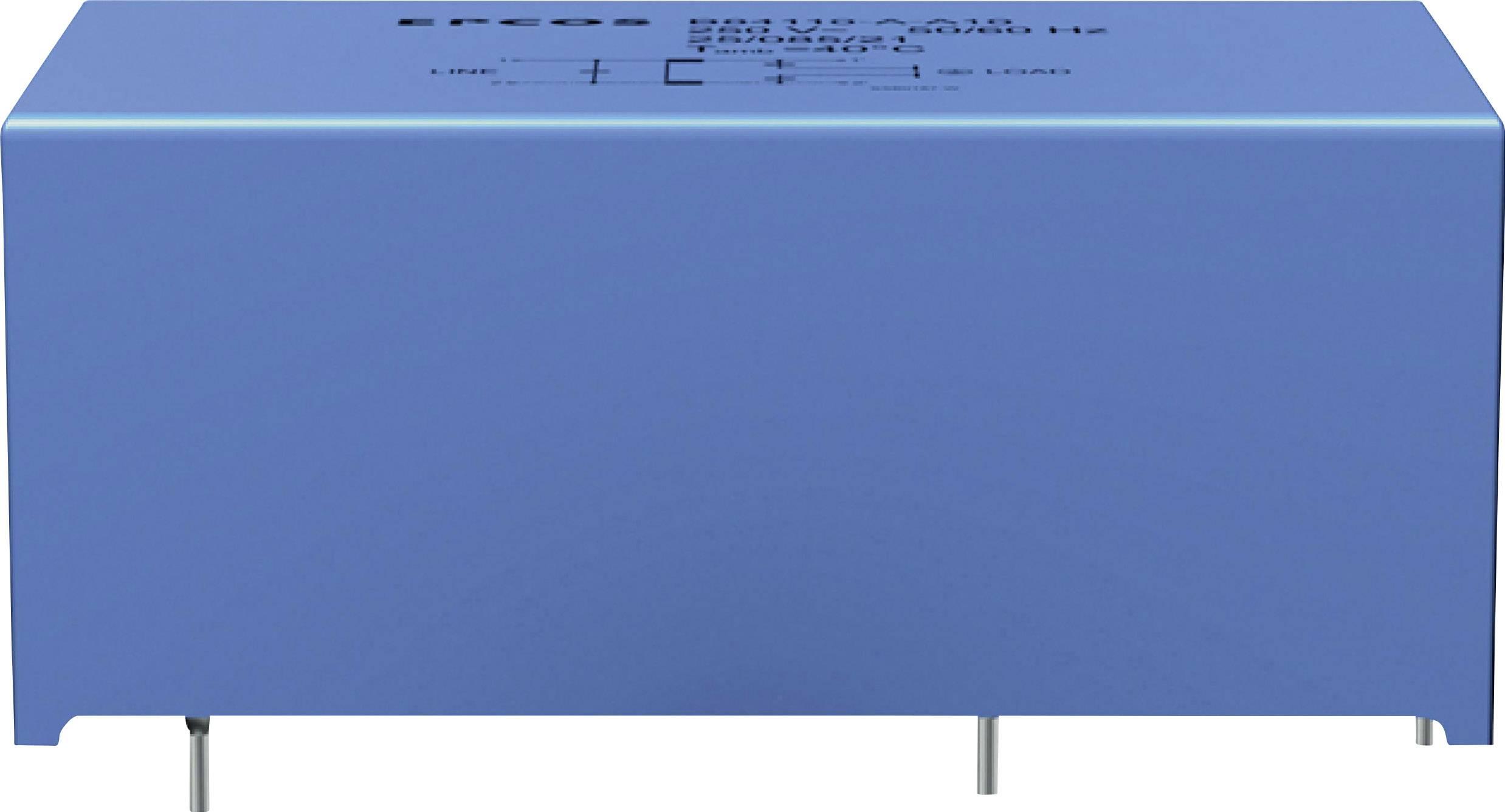 Odrušovací filter Epcos B84110A0000A010 B84110A0000A010, 250 V/AC, 1 A, 10 mH, (d x š x v) 56 x 30 x 23 mm, 1 ks