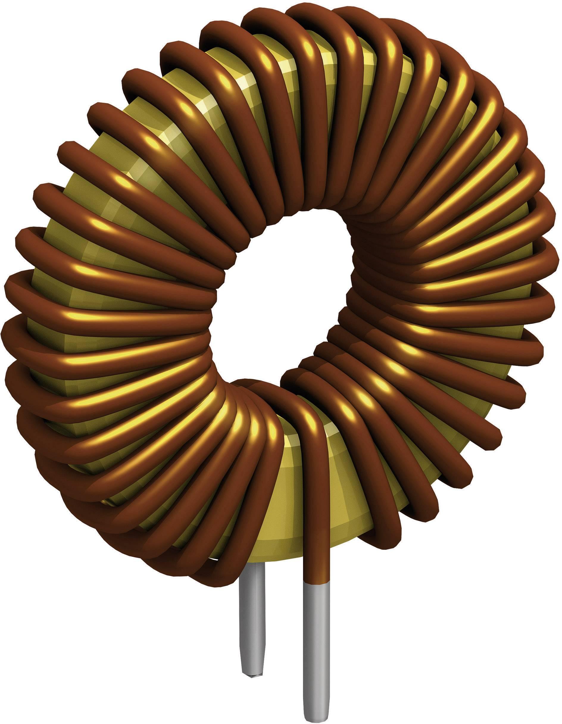 Tlmivka radiálne vývody Fastron TLC/0.5A-102M-00, 1000 µH, 0.5 A, 1 ks