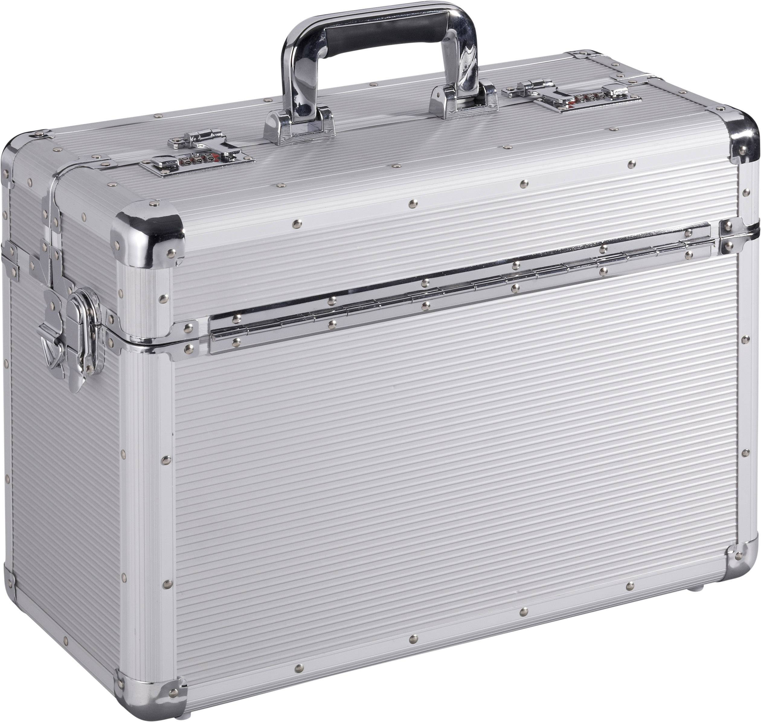 Kufor na náradie a vybavenie s číselným zámkom 439096, (d x š x v) 455 x 200 x 320 mm