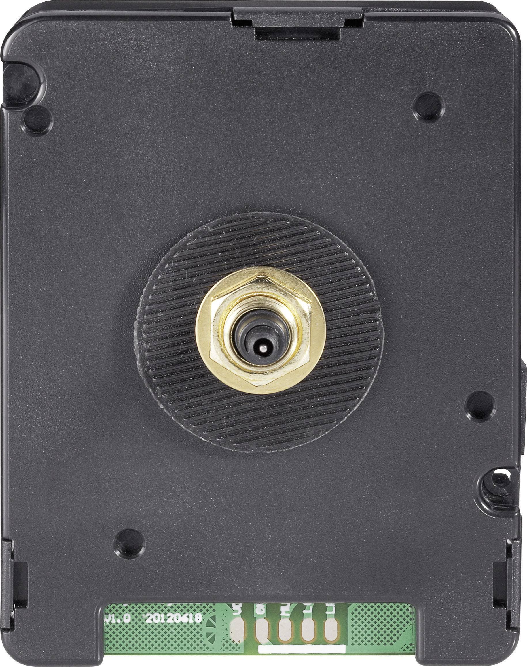 DCF hodinový strojček so sekundovou ručičkou HD 1688FRC 9080c25c,17 mm