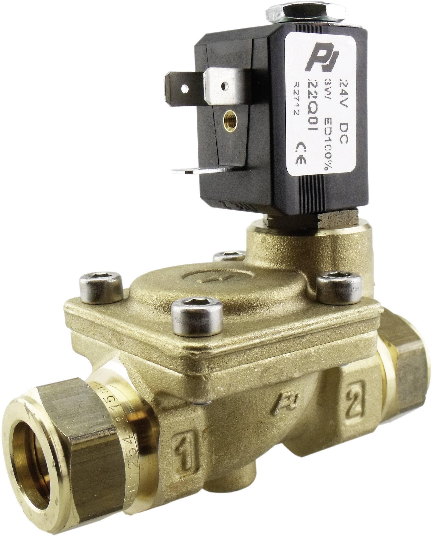 2/2-cestný elektromagnetický ventil Pro Valve B205DEZ77, G 1/2, 24 V/DC