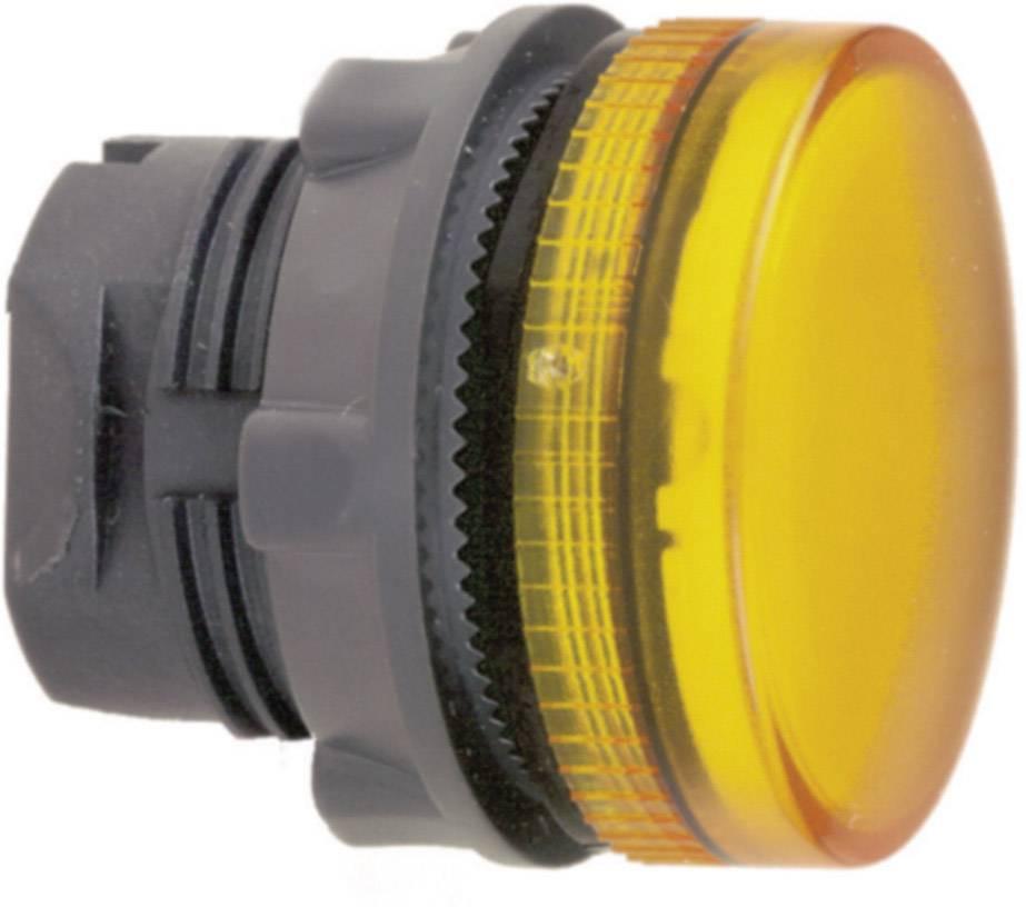 Signalizačné svetlá Schneider Electric ZB5AV053, plochý, žltá, 1 ks