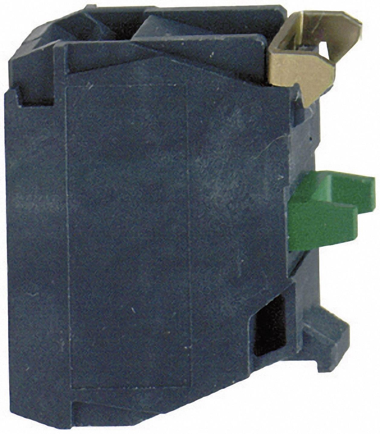 Spínacie kontaktné teleso Schneider Electric ZBE101, 1 spínací, bez aretácie, 240 V, 1 ks