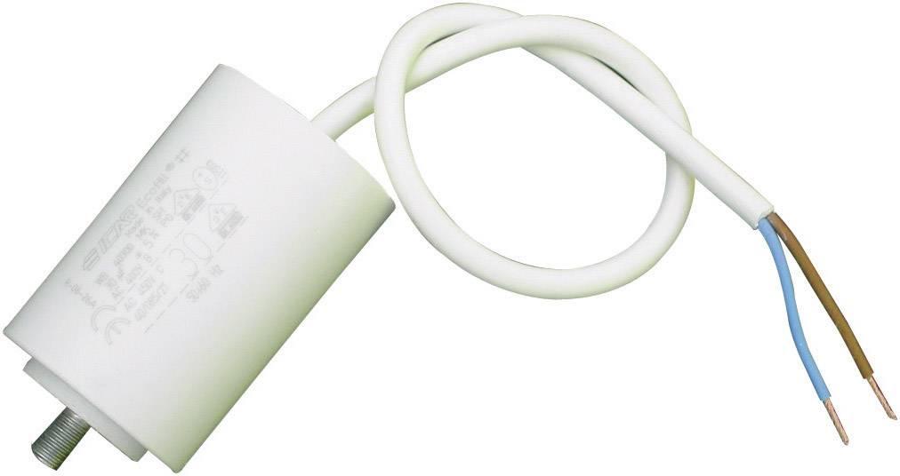 Rozbehový MKP kondezátor plast 024033086878, 1,5 mF, 450 V/AC, 5 %, 51 x 25 mm