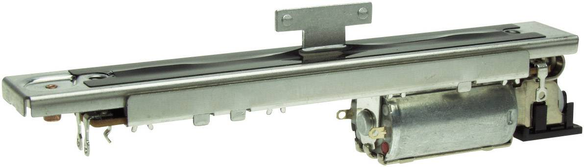 Motorizovaný tahový potenciometr 5 kOhm 0.2 W lineární ALPS RS60N11M9 1 ks