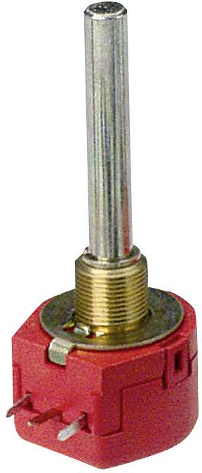 Drôtový potenciometer mono TT Electronics AB 3109604798 3109604798, 1 W, 250 Ohm, 1 ks