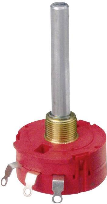 Drôtový potenciometer mono TT Electronics AB 3114305100 3114305100, 2 W, 500 Ohm, 1 ks