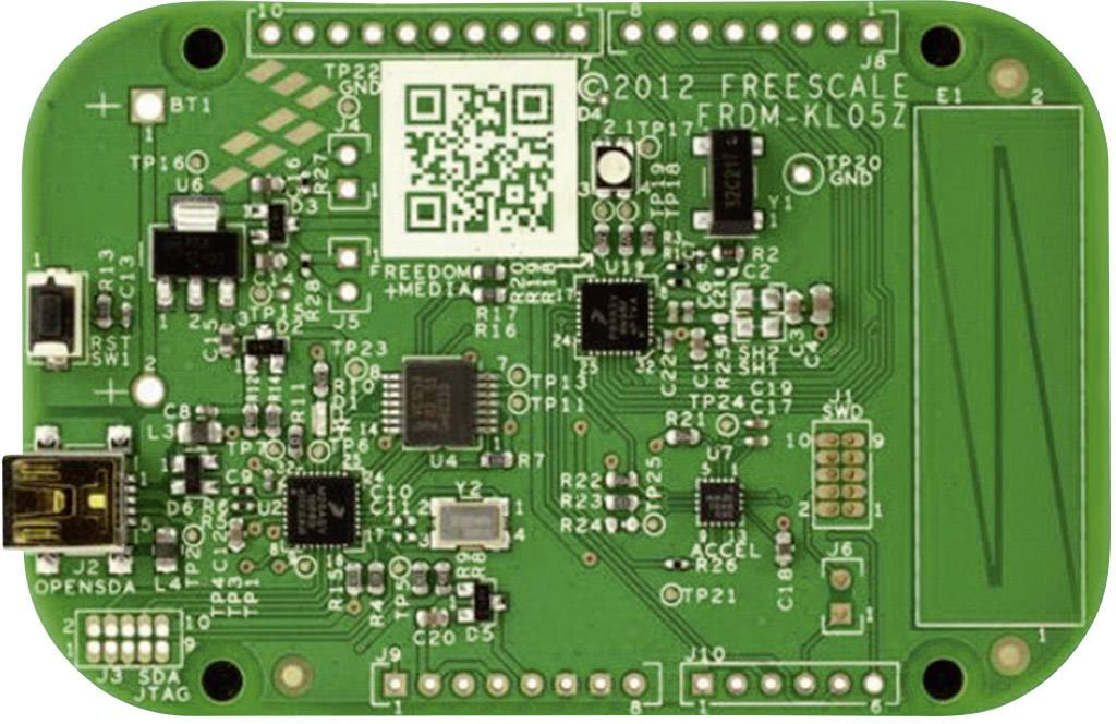 Vývojová doska, Freescale Freedom FRDM-KL05Z