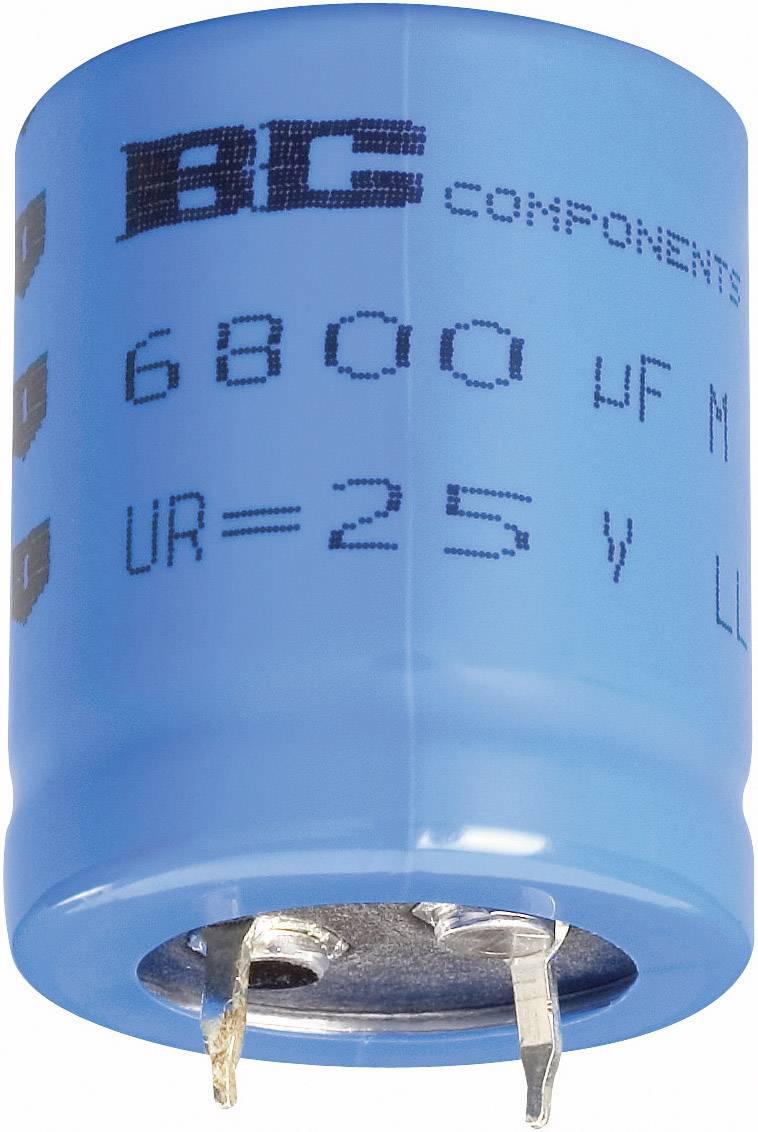 Elektrolytický kondenzátor Vishay 2222 056 57223, Snapln, 22000 µF, 40 V, 20 %, 1 ks