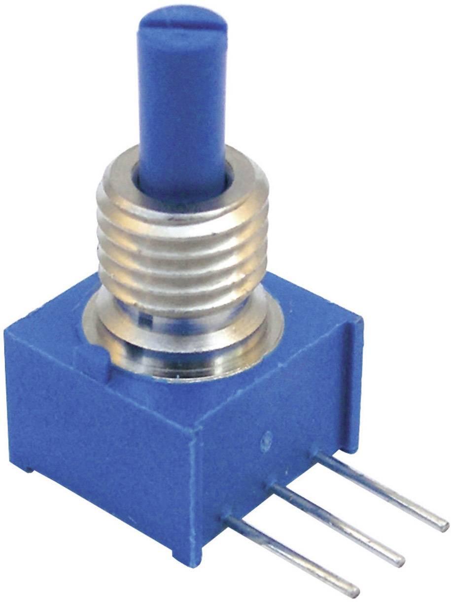 Otočný potenciometer mono Bourns 3310C-001-103L 3310C-001-103L, 0.25 W, 10 kOhm, 1 ks