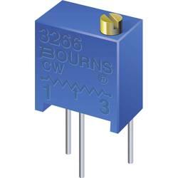 Trimr THT Bourns 3266W-1-502LF, 5 KΩ, ± 10 %, 0,25 W