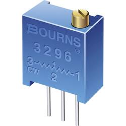 Trimr THT Bourns 3296Y-1-504LF, 500 KΩ, ± 10 %, 0,5 W