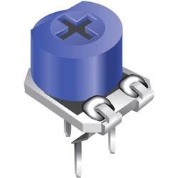 Odporový trimr Bourns, 3306P-1-502, 5 KΩ, 0,2 W, ± 25 %