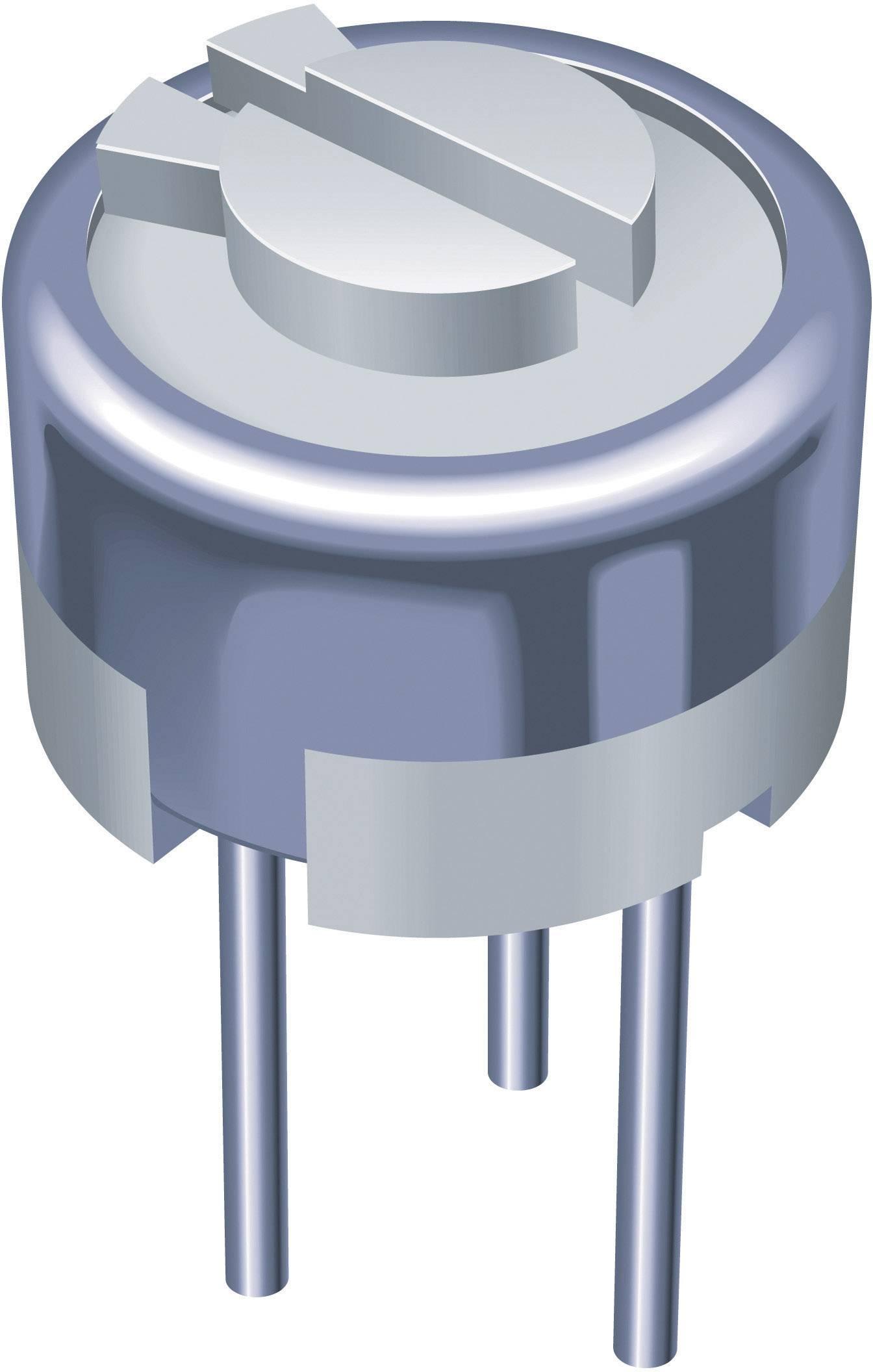 Trimer Bourns 3329H-1-102LF, lineárny, 1 kOhm, 0.5 W, 1 ks