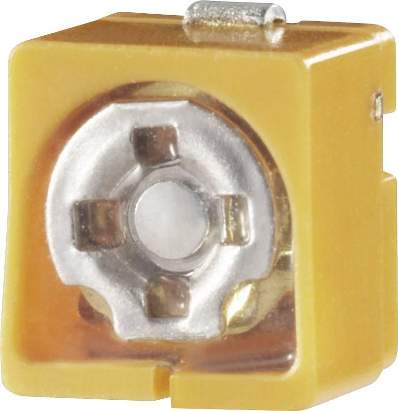 Trimmer kondenzátor Murata TZB4P400AB10R00, 40 pF, 100 V/DC, 50 %, (d x š x v) 4.5 x 4 x 3 mm, 1 ks