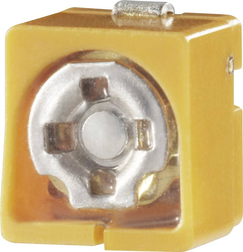 Trimmer kondenzátor Murata TZB4Z250AB10R00, 25 pF, 50 V/DC, 100 %, (d x š x v) 4.5 x 4 x 3 mm, 1 ks