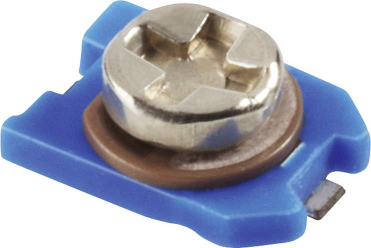Trimmer kondenzátor Murata TZC3Z060A310R00, 6 pF, 100 V/DC, 50 %, (d x š x v) 4.5 x 3.2 x 1.6 mm, 1 ks