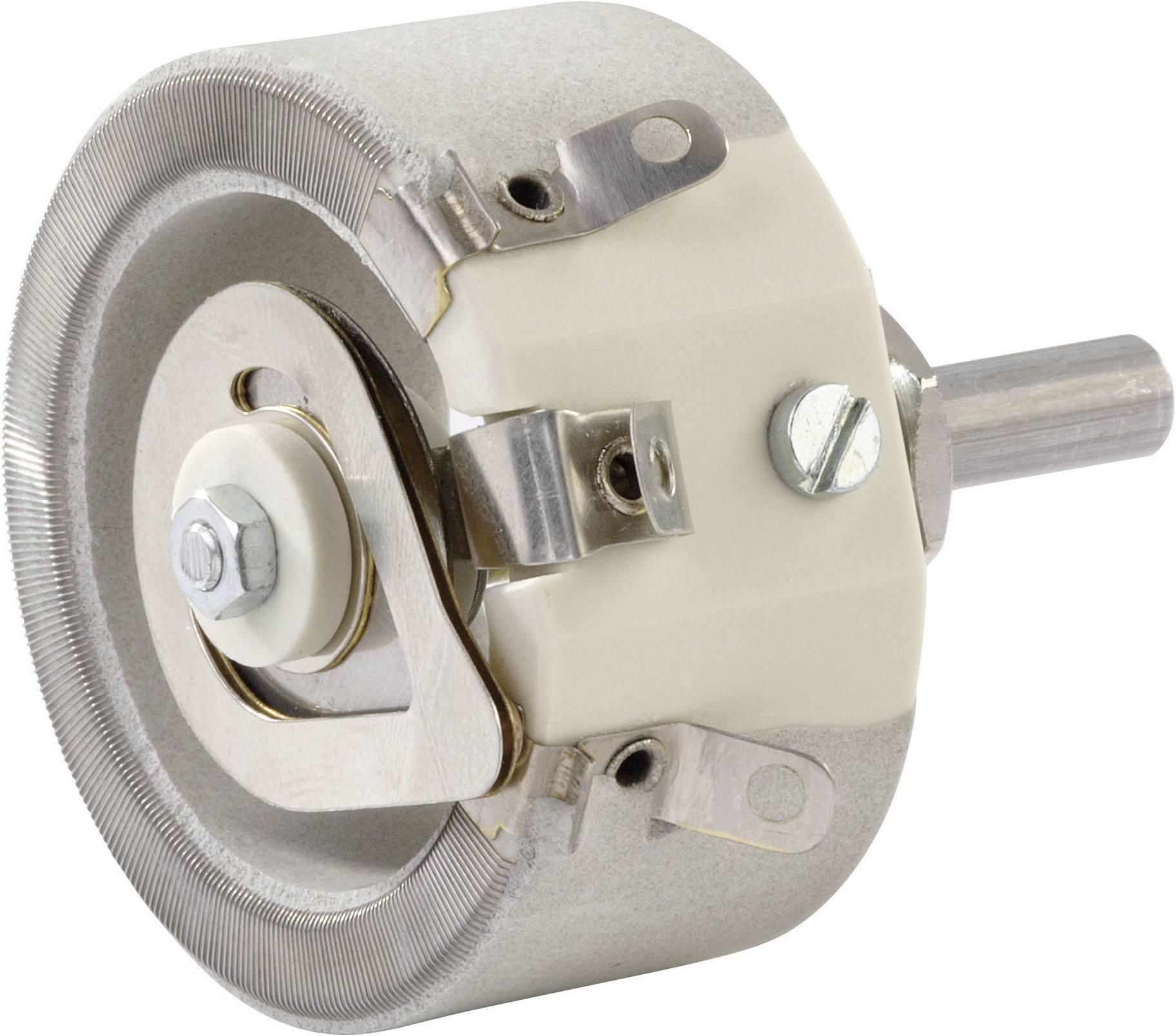 Drôtový potenciometer mono TT Electronics AB 3191003000 3191003000, 10 W, 100 Ohm, 1 ks