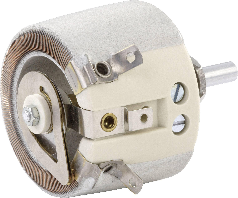 Výkonový potenciometr otočný drátový TT Electro, 100 Ω, 60 W , ± 10 %