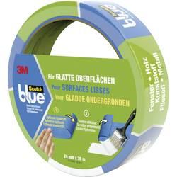 Maskovací páska 3M 20932425 7100032330, (d x š) 25 m x 24 mm, modrá, 25 m
