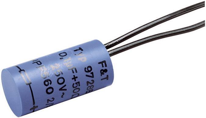 Kondenzátor odrušovací 100 nF+ 100 Ω
