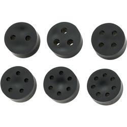 Těsnicí vložka KSS AGRS255F (MH23-5F), IP68, M25, guma, černá