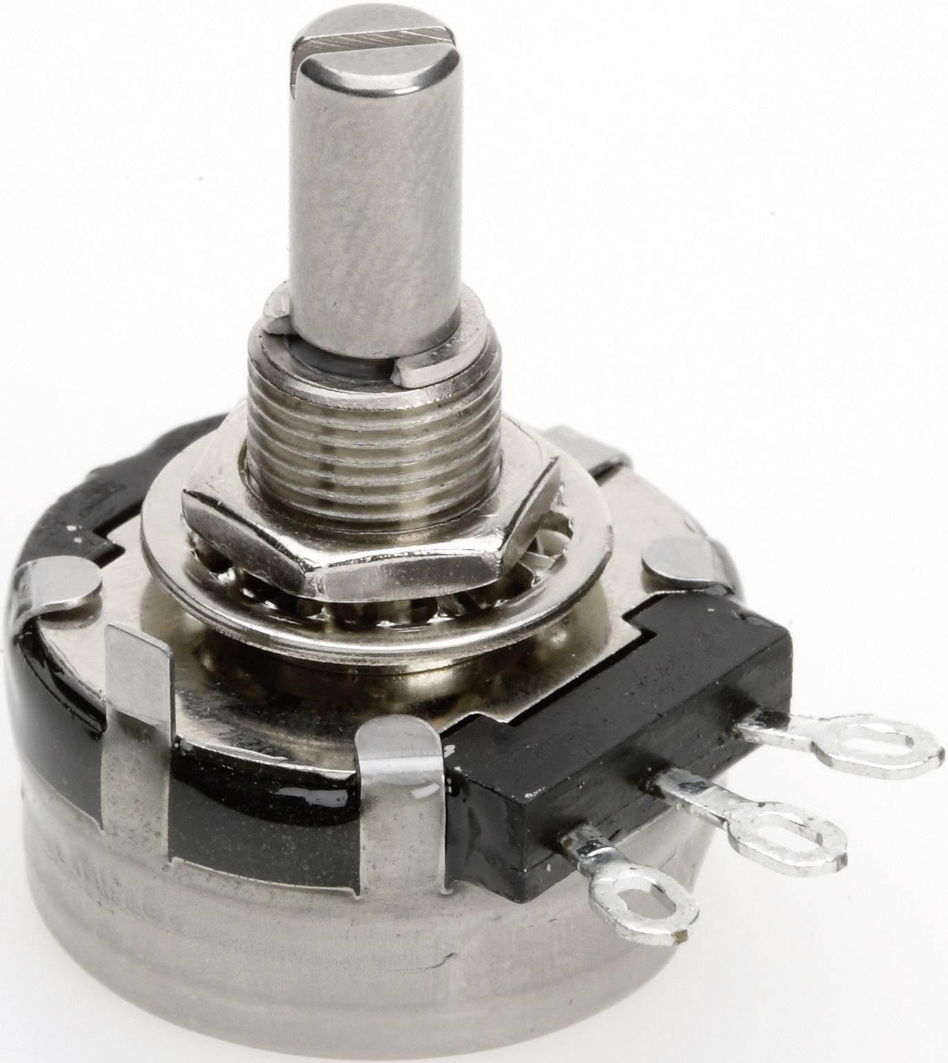 Cermetový potenciometer TT Electro, 4114815315, 100 kΩ, 2 W, ± 10%